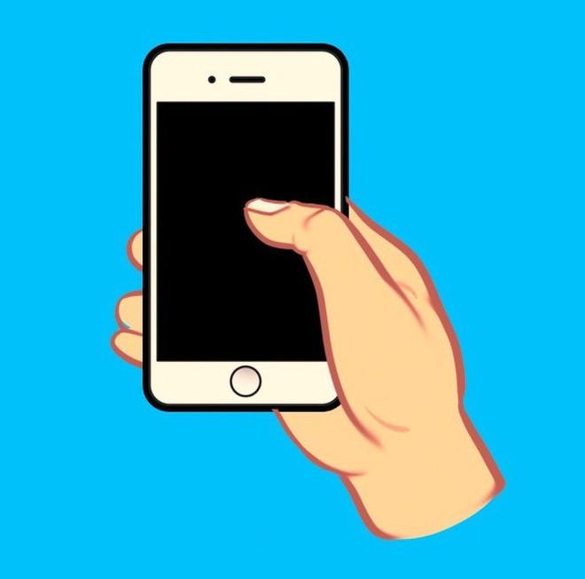 Đâu là kiểu cầm điện thoại ở người có bản lĩnh ngút trời? - Chọn và xem kết quả - Ảnh 2.