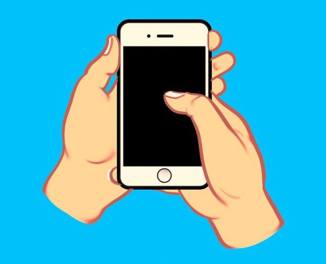 Đâu là kiểu cầm điện thoại ở người có bản lĩnh ngút trời? - Chọn và xem kết quả - Ảnh 3.