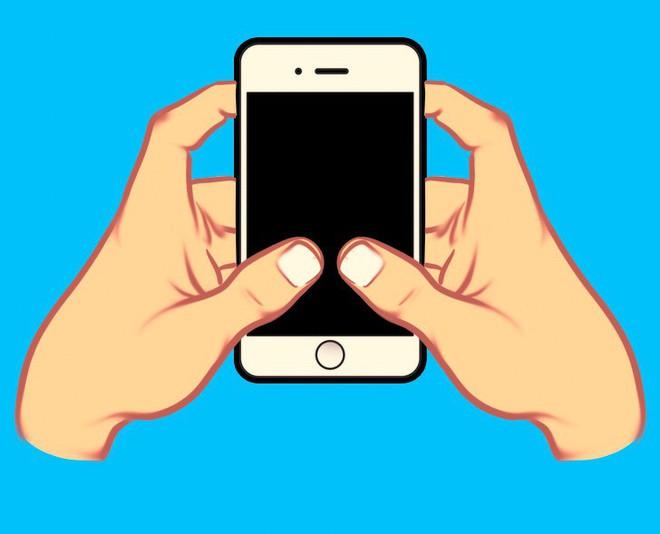 Đâu là kiểu cầm điện thoại ở người có bản lĩnh ngút trời? - Chọn và xem kết quả - Ảnh 4.