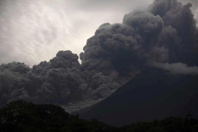 Nhìn lại những thảm họa rúng động thế giới năm 2018 - Ảnh 1.