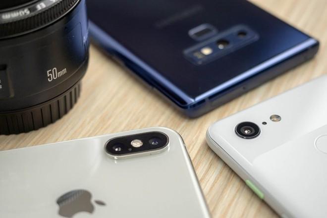 7 tính năng đình đám của smartphone trong năm 2018, bạn đã biết hết chưa? - Ảnh 1.