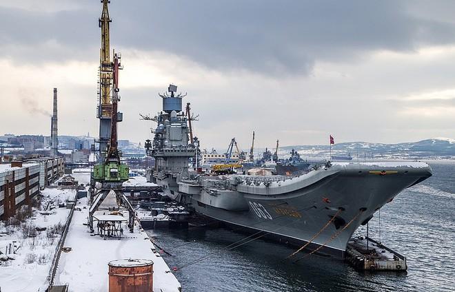 Ma ám, biến tàu sân bay Kuznetsov Nga thành cỗ quan tài: Nay lại bị thêm vố đau nữa - Ảnh 1.