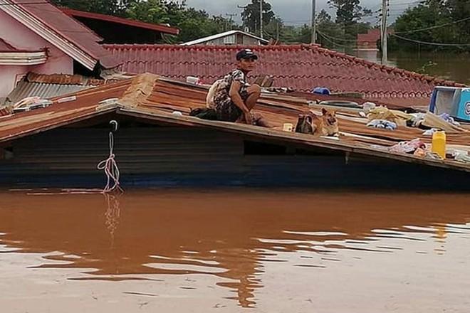 Nhìn lại những thảm họa rúng động thế giới năm 2018 - Ảnh 9.