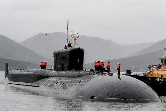 Tàu ngầm Nga bất ngờ nổi lên trên Vịnh Mexico, nã tên lửa hạt nhân vào Mỹ: Sẽ là ác mộng? - Ảnh 1.