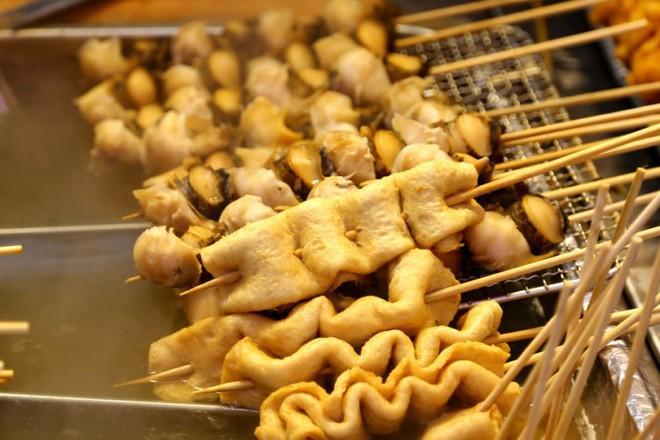 Những món ăn đường phố nức tiếng tại Hàn Quốc, Nhật Bản mà bạn nhất định phải nếm thử - Ảnh 2.