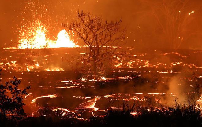 5 vụ núi lửa phun trào kinh khủng nhất năm 2018: đầy tàn nhẫn nhưng cũng đẹp diệu kỳ - Ảnh 2.