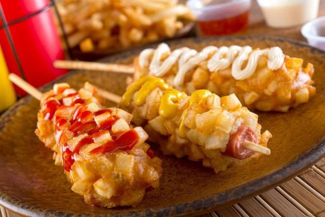 Những món ăn đường phố nức tiếng tại Hàn Quốc, Nhật Bản mà bạn nhất định phải nếm thử - Ảnh 3.