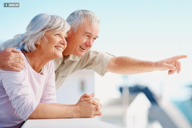 Nếu đã bước qua tuổi 50, có 4 việc chỉ cần chú ý là có thể sống vui vẻ an nhiên - Ảnh 1.