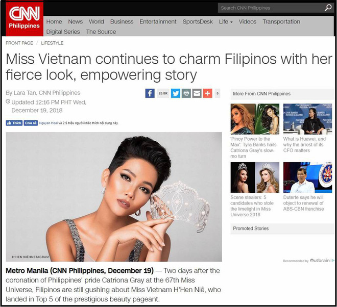BBC, CNN đăng bài khen HHen Niê, cư dân mạng: Hãy đến Hollywood, thành người mẫu chuyên nghiệp - Ảnh 5.