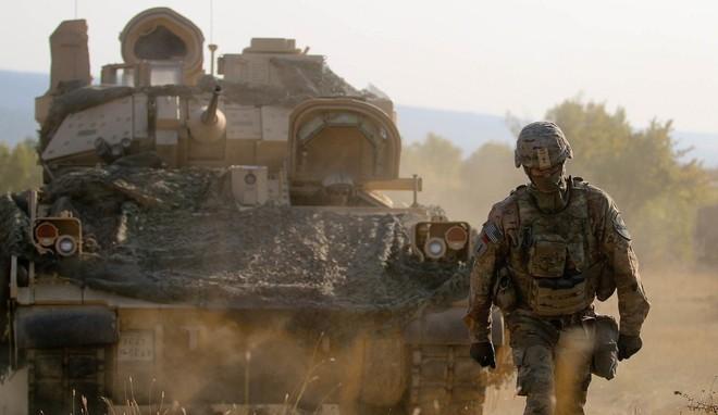 Ác mộng với Mỹ-NATO: Nga tấn công bất ngờ, đột chiếm thần tốc, cứu viện không kịp tới - Ảnh 1.