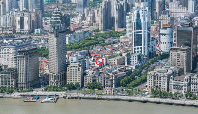 Bức ảnh siêu khổng lồ chụp toàn cảnh thành phố Thượng Hải, zoom được tận mặt người đi đường gây bão MXH - Ảnh 3.
