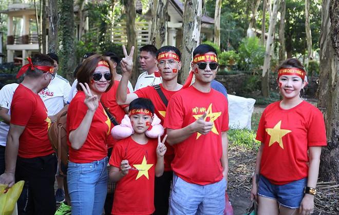 Hot girl Việt đổ bộ Philippines, đe dọa biến sân khách thành sào huyệt của Rồng vàng - Ảnh 3.