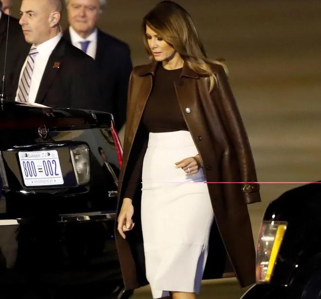 """Nóng cuộc """"đối đầu"""" thời trang của Đệ nhất Phu nhân Mỹ-Trung tại G20 - Ảnh 5."""