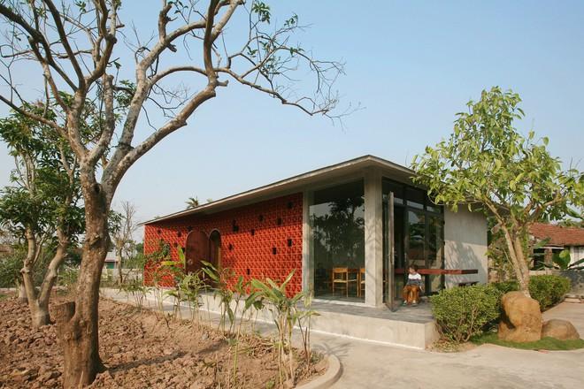 Căn nhà nắng chiếu khắp phòng tại Nam Định đẹp lung linh trên báo ngoại - Ảnh 7.