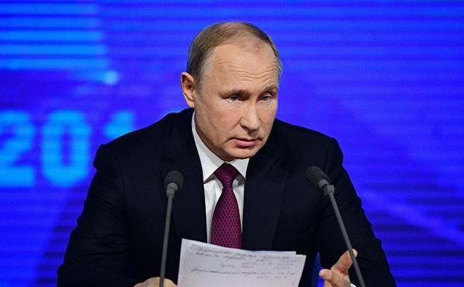 Điện Kremlin tiết lộ điều Tổng thống Putin không thích trong cuộc họp báo thường niên
