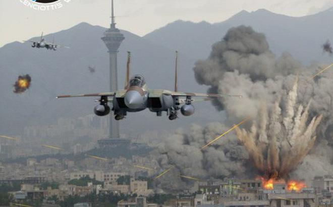 Phòng không Syria báo động khẩn cấp: Chiến đấu cơ Israel xuất hiện - Nín thở chờ phóng đạn