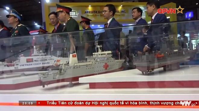 Tàu tuần tra cỡ lớn Made in Vietnam tả xung hữu đột: Thần tốc tiến ra nước ngoài - Ảnh 5.