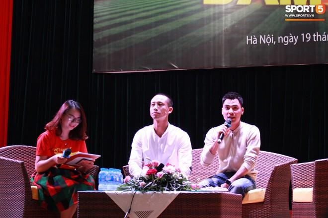 Đức Huy giải thích việc Xuân Trường không có phong độ cao tại AFF Cup 2018 - Ảnh 2.
