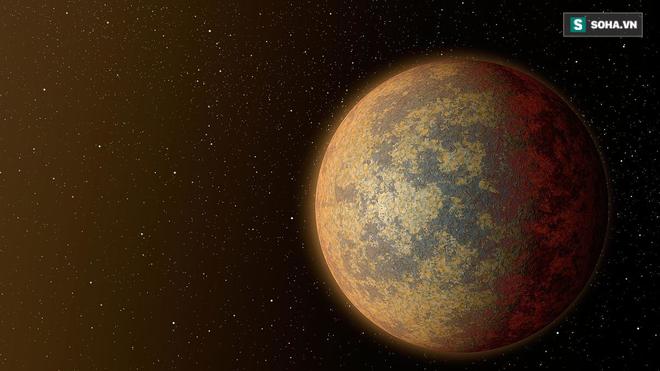 Phát hiện Siêu Trái Đất chứa kho báu khổng lồ toàn hồng ngọc, sapphire, khá gần chúng ta - Ảnh 1.
