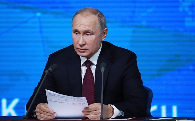 Tổng thống Putin tiết lộ số phận quân nhân Ukraine bị bắt trong vụ đụng độ trên Biển Đen