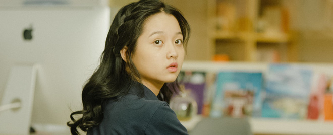 Lâm Thanh Mỹ lớn phổng phao, lần đầu đóng phim tình cảm - Ảnh 1.
