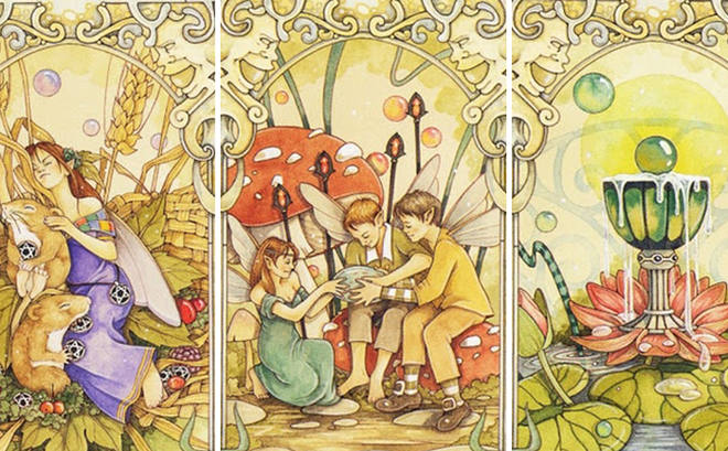 Rút một lá bài Tarot để xem những may mắn nào sẽ ập đến với bạn trước thềm năm mới