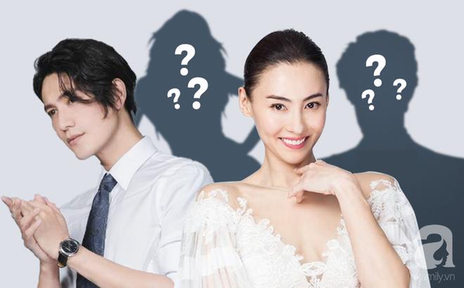 """4 câu hỏi """"nóng nhất"""" của showbiz Hoa ngữ: Mẹ của con trai Trần Khôn, chồng của Trương Bá Chi?"""