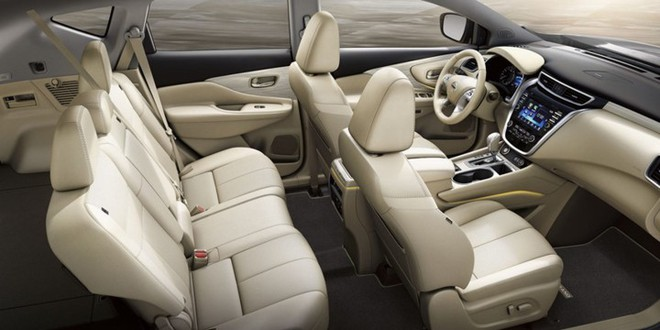 Nissan Murano 2019 đẹp 'long lanh' giá chỉ hơn 700 triệu sở hữu tính năng gì? - Ảnh 3.