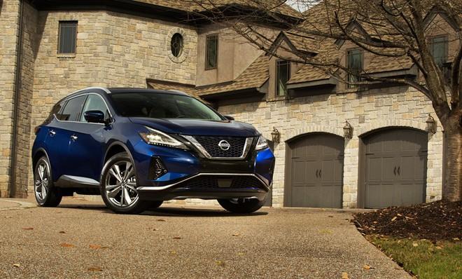Nissan Murano 2019 đẹp 'long lanh' giá chỉ hơn 700 triệu sở hữu tính năng gì? - Ảnh 1.