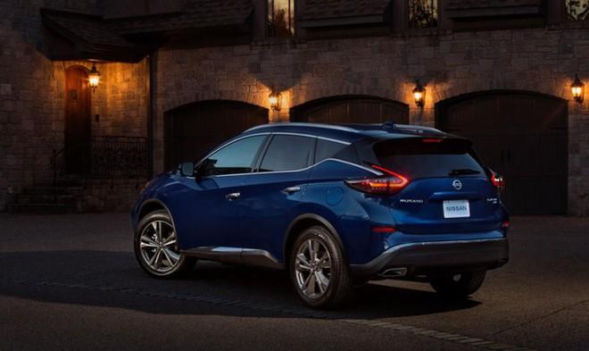 Nissan Murano 2019 đẹp 'long lanh' giá chỉ hơn 700 triệu sở hữu tính năng gì? - Ảnh 2.