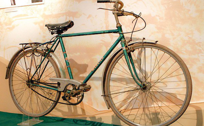Chuyện về chiếc xe đạp của ba vị tướng