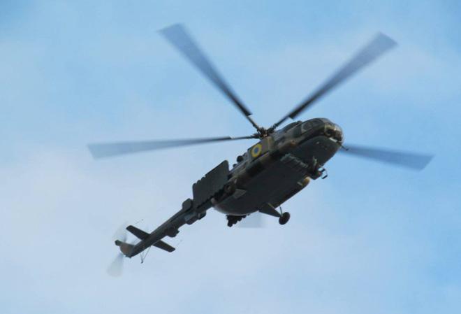 Ukraine tái biên chế trực thăng tác chiến điện tử thuộc hàng độc trên thế giới - Ảnh 1.