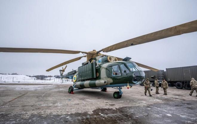 Ukraine tái biên chế trực thăng tác chiến điện tử thuộc hàng độc trên thế giới - Ảnh 2.