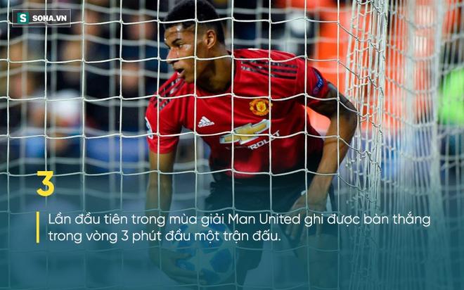 Solskjaer vượt qua hàng loạt thành tích của Mourinho trong ngày ra mắt Man United - Ảnh 2.