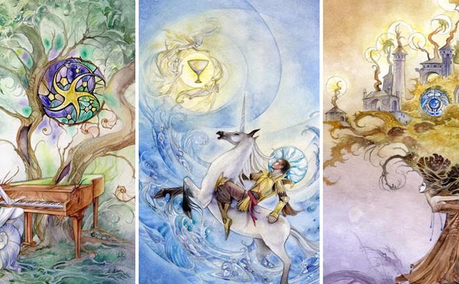 Rút một lá bài Tarot để xem chuyện tình duyên của bạn liệu có gặp sóng gió nào trước thềm năm mới hay không