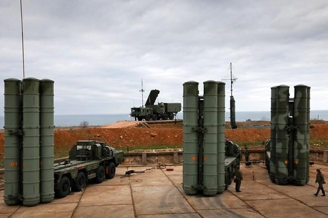 Thổ Nhĩ Kỳ lộ tên lửa S-400 tuyệt mật cho Mỹ, Nga vẫn bán: Bản lĩnh người chơi là đây! - Ảnh 1.