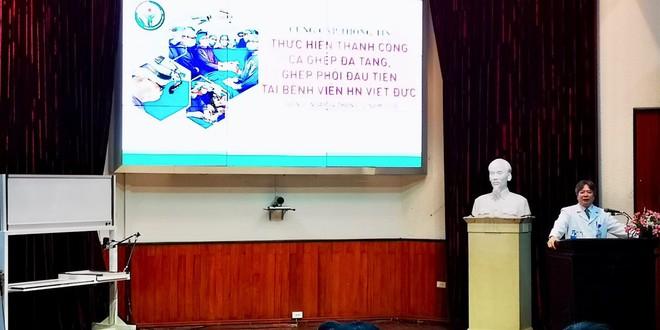 Kỷ lục, Việt Nam thực hiện đồng thời lấy 6 tạng từ người cho chết não, cứu sống 5 bệnh nhân - Ảnh 1.