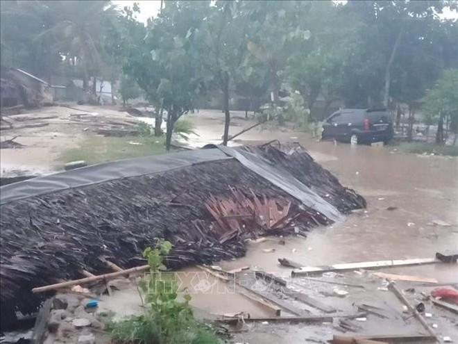 Những trận sóng thần tàn phá thảm khốc nhất trong lịch sử - Ảnh 1.