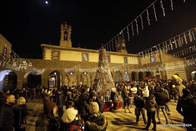 Giáng sinh an lành ở Syria: Từ mảnh đất đau thương đến sự sống và bình yên - Ảnh 3.