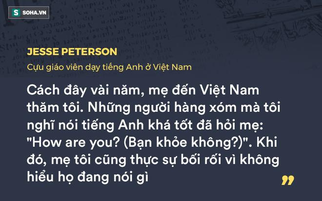 GS Nguyễn Tiến Dũng: Học tiếng Anh kiểu mì ăn liền và nỗi lo tàn tật, ngọng - Ảnh 1.