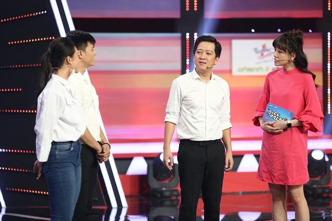 Trường Giang: Hari Won nên tự đi bằng đôi chân của mình, đừng dựa vào tôi nữa - Ảnh 3.