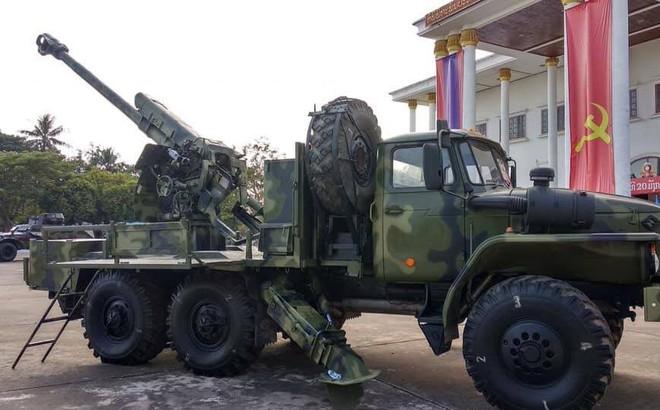 Sáng tạo vượt bậc hiện đại hóa pháo D30: Quân đội Lào tiến nhanh