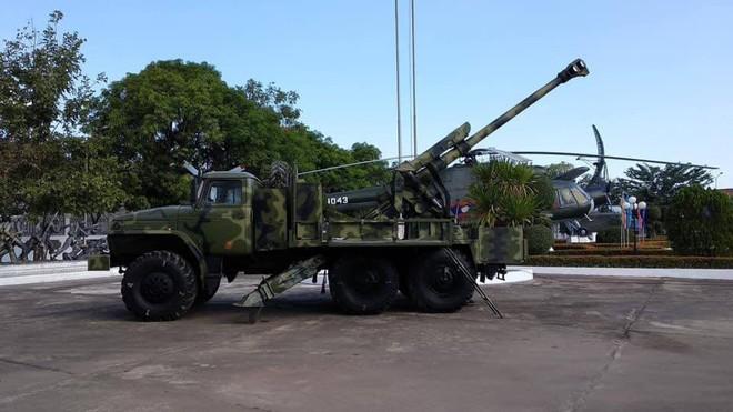 Sáng tạo vượt bậc hiện đại hóa pháo D30: Quân đội Lào tiến nhanh - Ảnh 3.