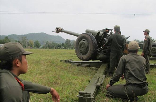 Sáng tạo vượt bậc hiện đại hóa pháo D30: Quân đội Lào tiến nhanh - Ảnh 1.