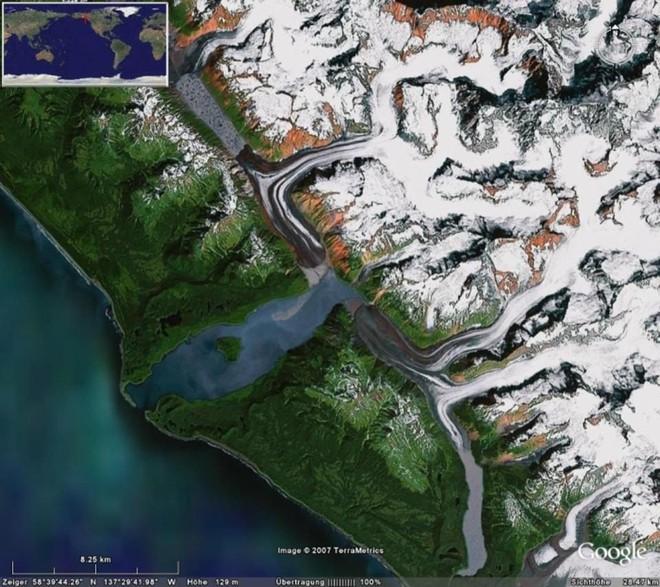 Siêu sóng thần khủng khiếp nhất lịch sử nhân loại: Cao 524m, cuốn phăng hàng triệu cây cối - Ảnh 2.