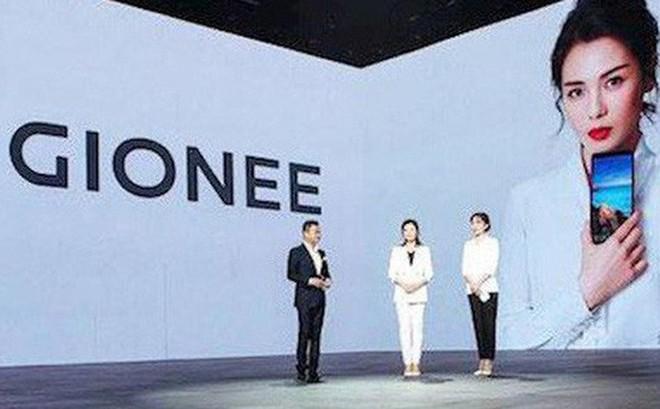 Gionee, hãng smartphone Trung Quốc, chính thức phá sản
