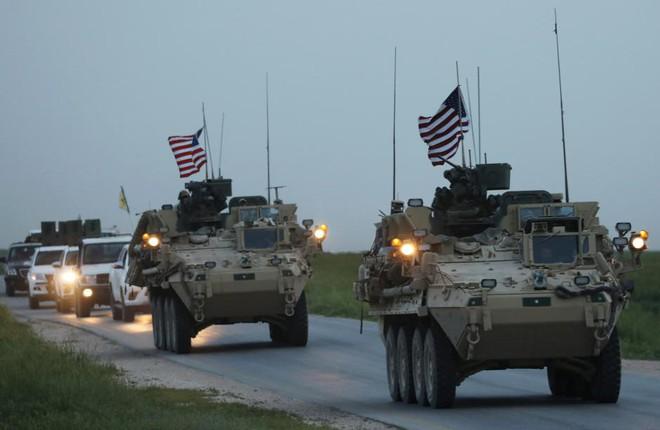 Rút quân khỏi Syria: Vì Mỹ không thể lật ngược thế cờ hay chiến thuật tái cơ cấu của TT Trump? - Ảnh 2.