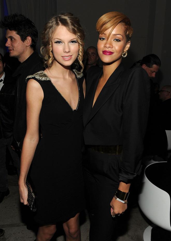 Taylor Swift và Rihanna: Danh hiệu Nghệ sĩ thập kỉ Billboard nên về với ai? - Ảnh 7.