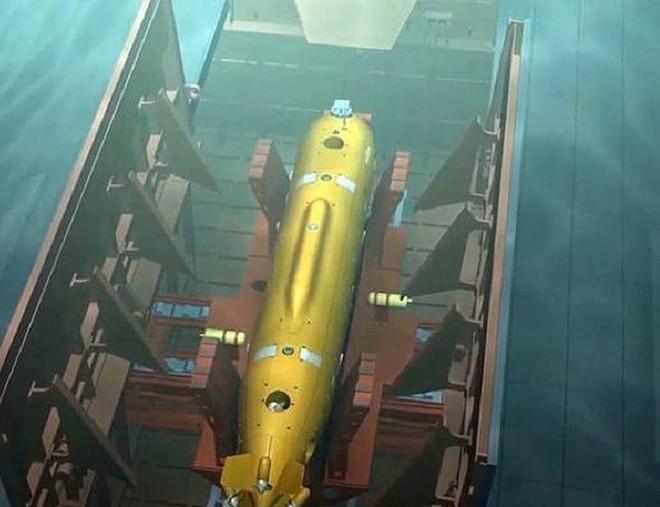 Tàu ngầm hạt nhân không người lái Poseidon của Nga lộ điểm yếu chí tử? - Ảnh 4.