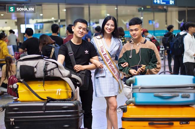 """Anh trai Hoa hậu Trái đất Phương Khánh: """"Một nách 3 em"""" còn gả chồng cho mẹ ruột - Ảnh 1."""